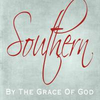 Southern By The Grace of God Art Prints & Posters by Lee Owenby