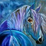 """Cobalt Fury"" by jennylee"