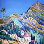 """Verdugo Mountains"" by BeaconArtWorksCorporation"
