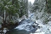 Winter at Upper Washington Cascades