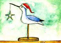 xmas shorebird