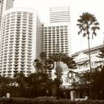 """Old and New, Raffles Singapore"" by sghomedeco"