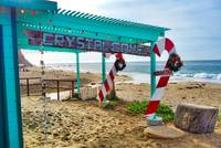 Santa's Workshop at Crystal Cove