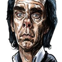 Nick Cave Art Prints & Posters by Toby Wilkinson