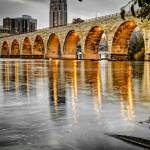 """Arches of Gold"" by GregLundgrenPhotography"