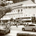 """Street Downtown Singapore, Bugis"" by sghomedeco"