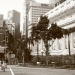 """Street Scene, CBD Singapore"" by sghomedeco"