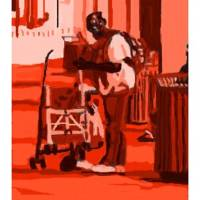 The Train Port Art Prints & Posters by jon calvert
