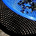 """BLUE BASKET WITH SHADOW #1876, Edit B"" by nawfalnur"