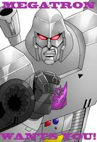Megatron wants you