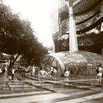 """Orchard Road Singapore BW"" by sghomedeco"