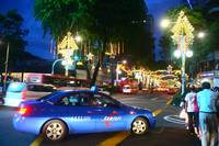Orchard Road Singapore , Color