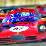 """Ferrari 512"" by ArtbySachse"