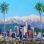 Downtown Los Angeles California by RD Riccoboni