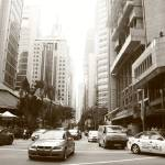"""Business District  Singapore, Street BW"" by sghomedeco"