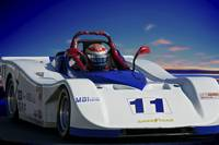 Vintage 'Can Am' SRF Race Car
