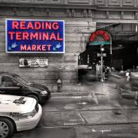 reading terminal Art Prints & Posters by KHS images