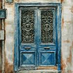 """Parisian Door No.110"" by JoeyAgbayani"