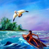 Peligroso Libertad (Dangerous Freedom) Art Prints & Posters by Kris Courtney