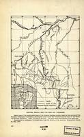 Antique Map of Brazil Roosevelt River 1915
