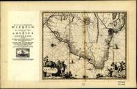 Antique Map of Brazil 1671