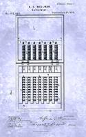 US165964-0 Vintage Calculator Patent From 1875