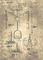 US1675552-0 Gymnastic Appliance Patent from 1928