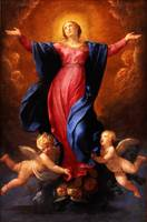 Assumption of the Virgin - Guido Reni -1580