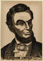 [King & Maas & Co portrait of Abraham Lincoln