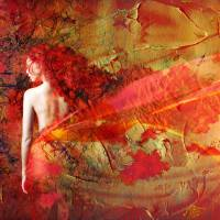 The Fire Within Art Prints & Posters by PhotoDream Art