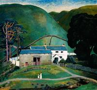 Dora Carrington Farm at Watendlath 1921