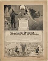 Emancipation proclamation of President Abraham Lin