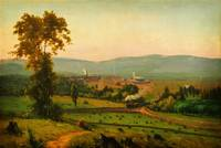 George Inness - The Lackawanna Valley 1855