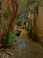 old jaffa alley effect