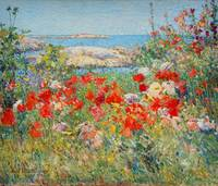 Ocean View 1890 By Childe Hassam