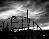 Kennywood Sunset