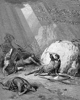 Conversion of Saul by Gustave Dore (1832-1883)