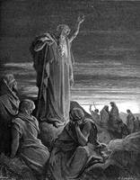 Ezekiel Prophesying by Gustave Dore (1832-1883)