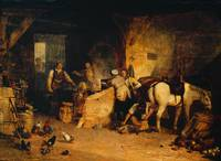 Joseph Mallord William Turner A Country Blacksmith