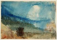 Joseph Mallord William Turner A Nocturnal Scene ne