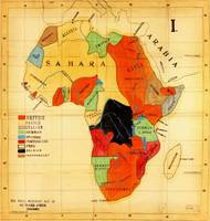 Missionary Maps of Africa (1908)