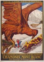 1924 Winter Olympic Games France Chamonix1
