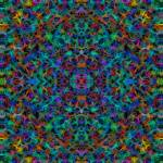 """Fuster-Cluck Mandala"" by richardhjones"