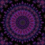 """Purple Passion Mandala"" by richardhjones"