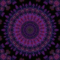 Purple Passion Mandala