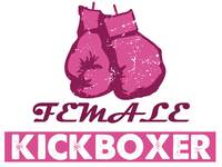 kick boxer - Female Kickboxer