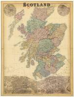 Map of Scotland_(GW_Bacon)
