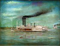Robert_E_Lee_Steamboat - Race Of The Steamers