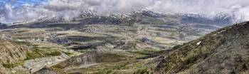 Mount St. Helens Panorama2