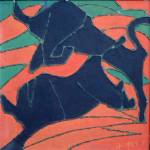 """Bullfighting"" by ShaSha"